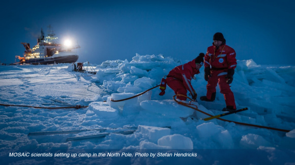 MOSAiC: The Largest Year-Round Expedition to the North Pole