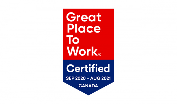 Kepler Communications Inc. recognized as a Canada's Best Workplaces for Start-ups 2021!
