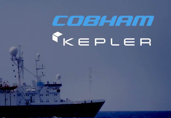 Cobham SATCOM and Kepler Communications achieve best-in-class data rates on maritime satellite terminals over LEO network